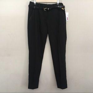 XOXO black trouser skinny pants 5/6